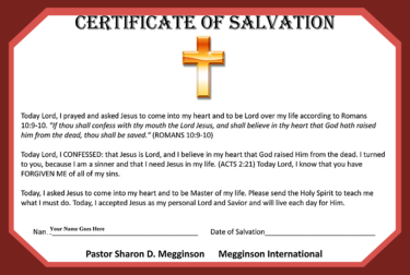 Edit microsoft word word activities for for Certificate of salvation template